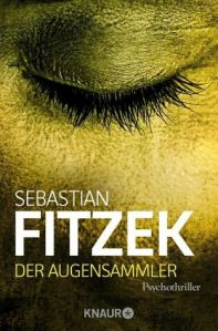 Der Augensammler Cover